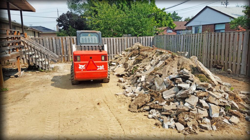 2016.03.03-A-Pro-Xcavation-Excavating-Landscaping-Burlington-Demolition-Concrete-Removal